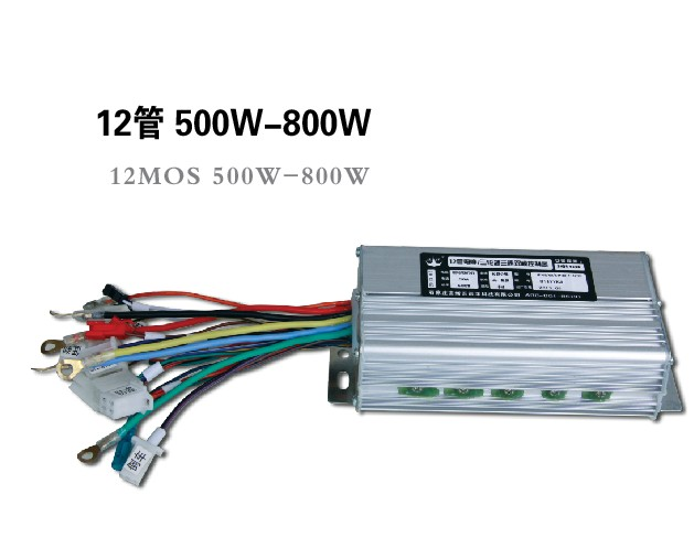 12MOS 600W brushless controller