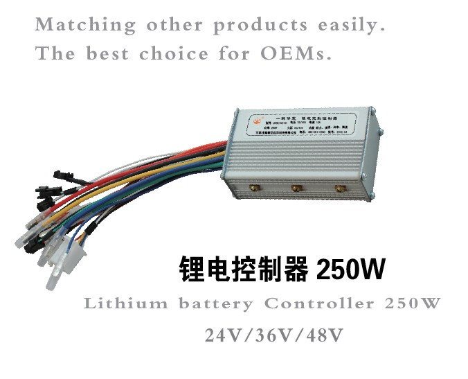 48V Lithium battery controller